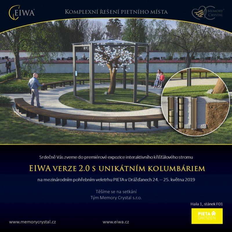 pozvánka na veletrh PIETA 2019 Drážďany
